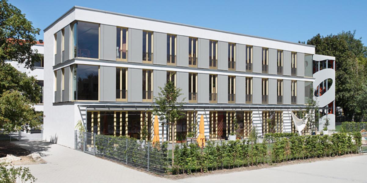 Kindertagesstätte Simmernstraße<br>München
